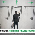 Choosing the Right Finance Company
