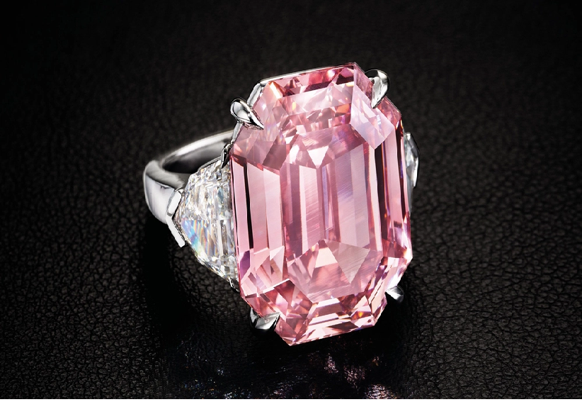 investing in pink diamonds Promises is the Way to Go