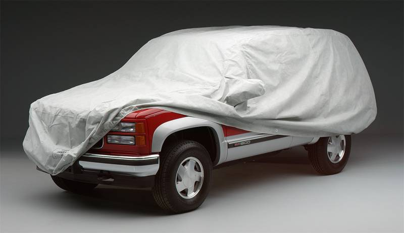 Car Cover with Cover Craft
